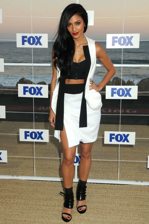 Nicole Scherzinger - FOX Summer All Star Party - Fox Summer Party - Marie Claire - Marie Claire UK