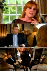 Sarah Ferguson - Sarah Ferguson storms out of Australian interview - Sarah Ferguson interview - Sarah Ferguson 60 minutes interview - Marie Claire - Marie Clarie UK