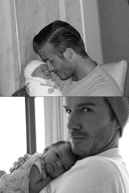 Harper Seven Beckham - Celebrity Babies 2011 - Celebrity Babies - Marie Claire - Marie Claire UK