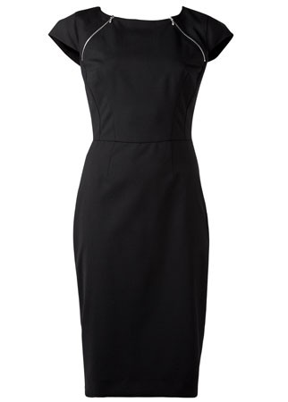 Paul Smith zip detail dress, £295