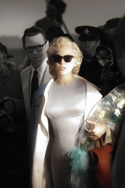 michelle williams - marilyn monroe - my week with marilyn - film