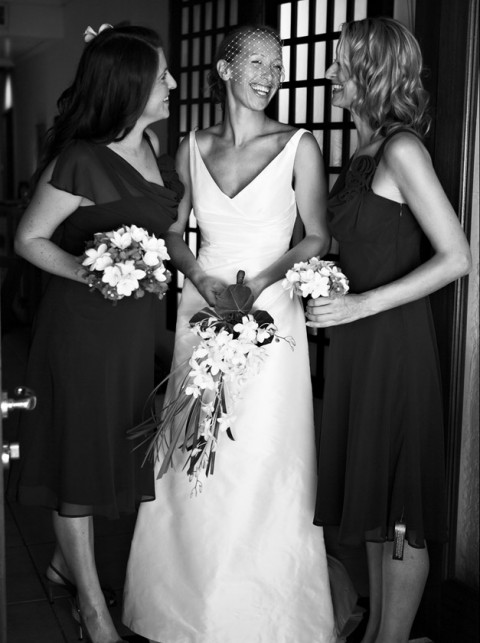 Rebecca Newman, Stylish Real Life Brides