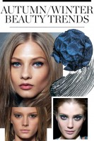 Autumn Winter beauty trends
