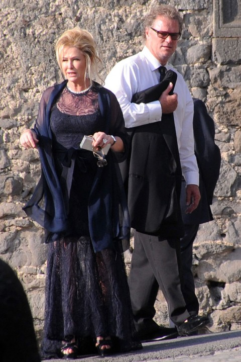 ... - wedding - italy - pictures - bernie ecclestone - james stunt