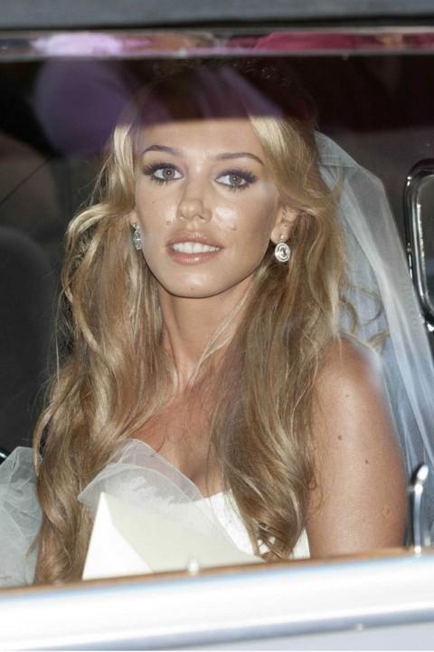 Petra-EcclestonePetra Ecclestone Wedding Dress Vera Wang