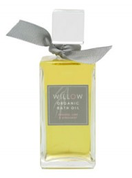 Willow Organic Bath Oil