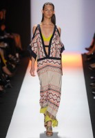 BCBG Max Azria Catwalk Show New York Fashion Week Spring Summer 2012