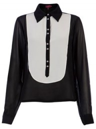 Ted Baker monochrome shirt