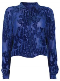 Michael van der Ham for Topshop blouse