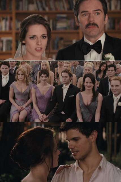 Kristen Stewart - Robert Pattinson - Breaking Dawn - Twilight Breaking Dawn - Robert Pattison and Kristen Stewart - Twilight Breaking Dawn - Marie Claire - Marie Claire UK