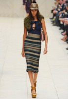 Burberry Spring Summer 2012 London Fashion Week