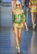 D&amp;G S/S 2012