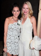Sarah Jessica Parker &amp; Naomi Watts - Ocean's Kingdom Ballet Gala - Marie Claire - Marie Clarie UK