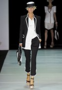 Emporio Armani Spring/Summer 2012