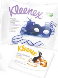 Kleenex Facial Wipes