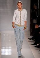 Balmain Spring Summer 2012 Paris Fashion Week