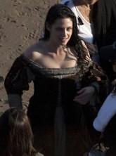 Kristen Stewart - Kristen Stewart Snow White - Kristen Stewart hits Snow White set - Marie Claire - Marie Claire UK