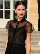Olivia Palermo - Olivia Palermo Fashoin Week Front Row - Fashion Week Front Row - Paris Fashion Week - Marie Claire - Marie Claire UK