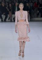 Alexander McQueen Spring Summer 2012 Paris Fashion Week