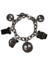 Nine West Giles charm bracelet
