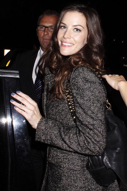 Liv Tyler at Stella McCartneys Birthday Party