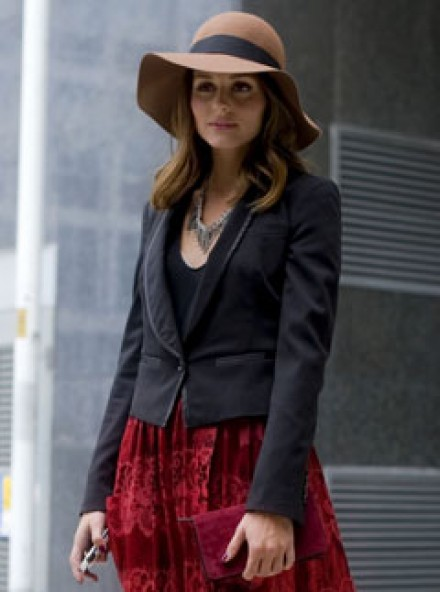 olivia palermo - fashion blog - celebrity style