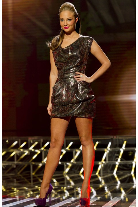 Tulisa Contostavlos - the x factor - 2011 - x factor- pictures - pics