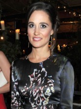 pippa middleton - too many women and all saints dinner party - charity