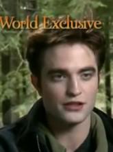 Breaking Dawn - Twilight Breaking Dawn - FIRST LOOK! Twilight Breaking Dawn behind the scenes - Robert Pattinson - Kristen Stewart - Taylor Lautner - Marie Claire - Marie Claire UK
