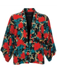 Gok for Tu floral print kimono - highstreet fashion - high street fashion - sainsburys