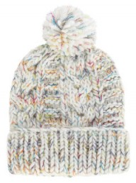 Warehouse bobble hat - winter clothing - winter accessories - winter fashion