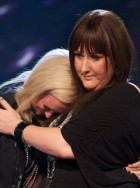X Factor 2011 - X Factor - Sami Brooks axed from X Factor as saved Kitty Brucknell sings on - Sami Brooks - Kitty Brucknell - Mischa B - Marie Claire - Marie Claire UK
