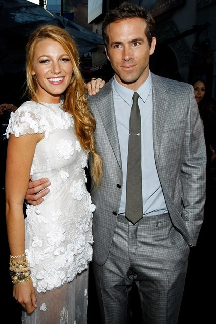 Blake Lively & Ryan Reynolds - Blake Lively dating Ryan Reynolds - Blake Lively - Ryan Reynolds - Blake Lively dating - Marie Claire - Marie Claire UK