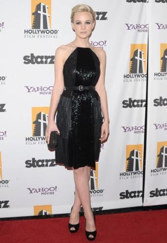 Carey Mulligan at the Annual Hollywood Film Awards Gala