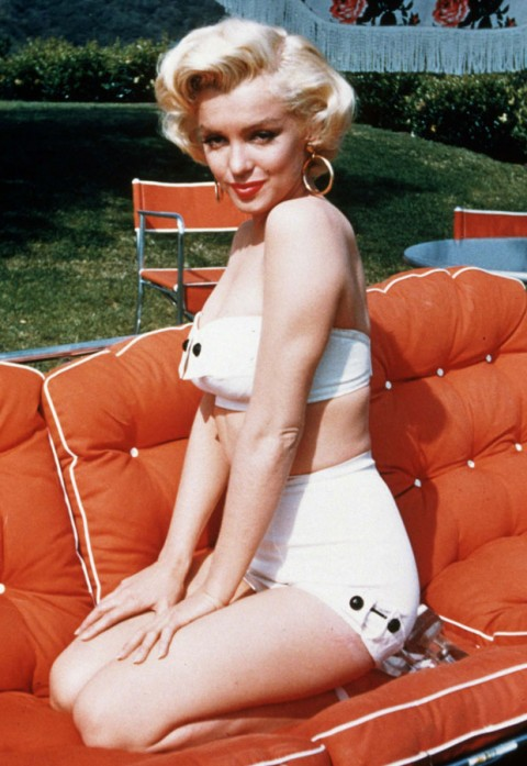 marilyn monroe - marilyn monroe pictures - style icon - fashion icon - 50s - fifties - 1950s icon