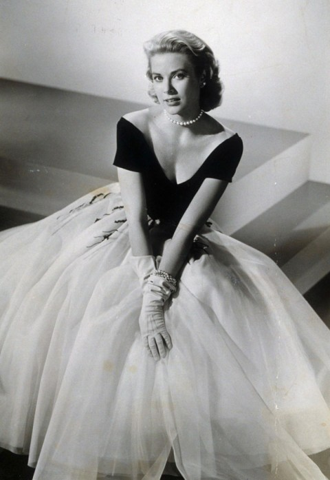 Ultimate Style Icons Grace Kelly Fashion Pictures Marie Claire
