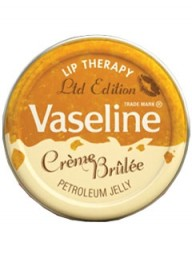 Vaseline Creme Brulee lip balm - lipcare - lip care - beauty