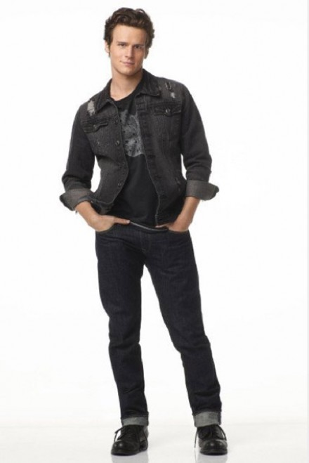Jonathan Goff - Glee - Jesse St James - Marie Claire - Marie Claire UK