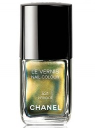 Chanel Peridot nail polish - nail varnish - nail polish - chanel