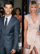 Taylor Lautner & Dianna Agron - Taylor Lautner - Dianna Agron - Taylor Lautner dating Dianna Agron - Marie Claire - Marie Claire UK