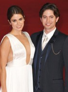 twilight - breaking dawn - premiere - nikki reed - jackson rathbone