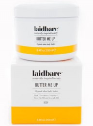 Laidbare Butter Me Up body butter - body - skincare - skin care