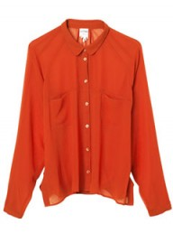 Monki buttoned blouse LP