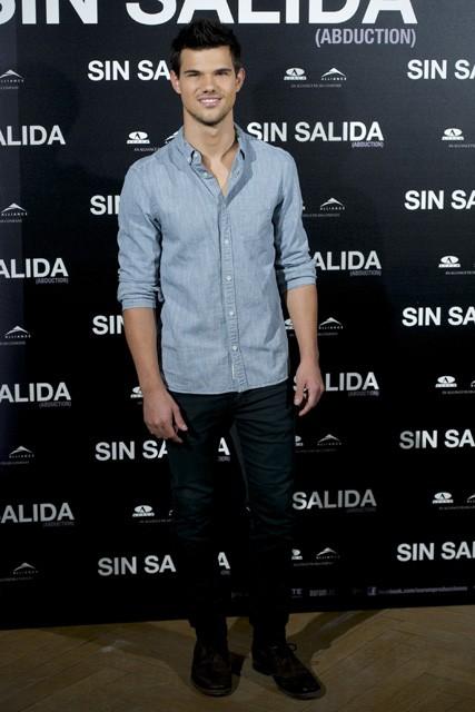 Taylor Lautner and Gus Van Sant, Taylor Lautner, Gus Van Sant, Twilight, Twilight actor, Taylor Lautner and Gus Van Sant film