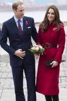 The Duke & Duchess of Cambridge - Marie Claire