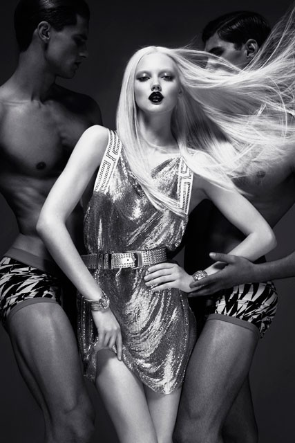 versace for h&m - highstreet fashion - high street fashion - versace h&m pictures