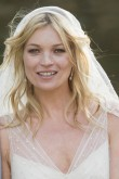 Kate Moss - Wedding hair ideas - Wedding hair - Marie Claire - Marie Claire UK