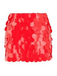 Marks & Spencer sequinned skirt - limited collection - party season - fashion