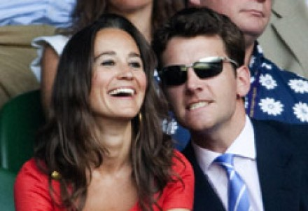 Pippa Middleton & Alex Loudon - Pippa Middleton - Alex Loudon - Pippa Middleton & Alex Loudon split - Marie Claire - Marie Claire UK