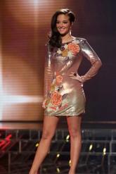X Factor 2011, Gary Barlow, Tulisa Contostavlos, Kelly Rowland, Louis Walsh, Simon Cowell, Lady Gaga, One Direction, Misha B, Little Mix, Kitty